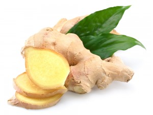 Ginger: Zingiber officinale
